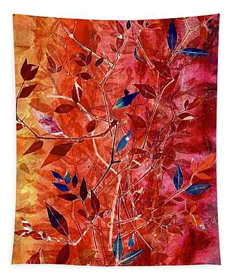 Natures Treasures 1 Tapestry