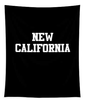 New California Tapestry