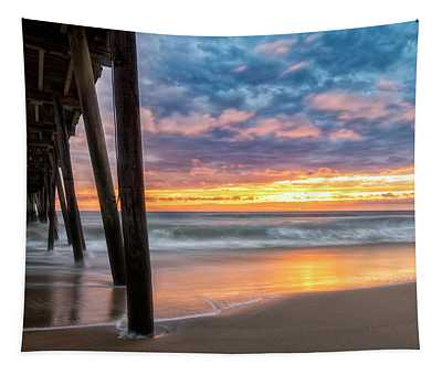 New Year Sunrise Tapestry