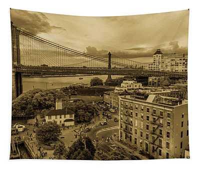 New York, New York, Usa - Brooklyn Tapestry