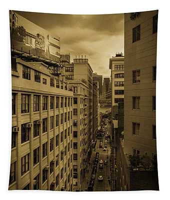 New York, New York, Usa - Office Tapestry