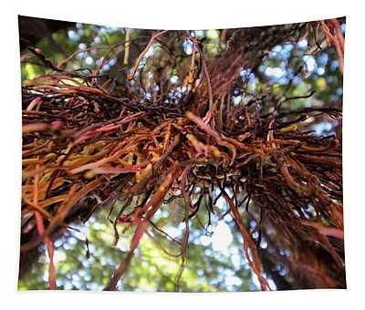 New Zealand Christmas Tree Tapestry