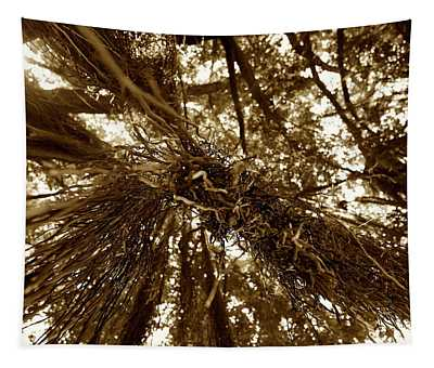 New Zealand Christmas Tree Two Tapestry
