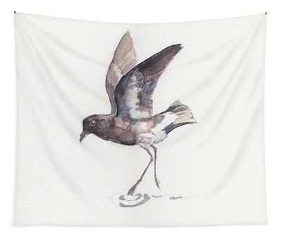 New Zealand Storm Petrel Tapestry