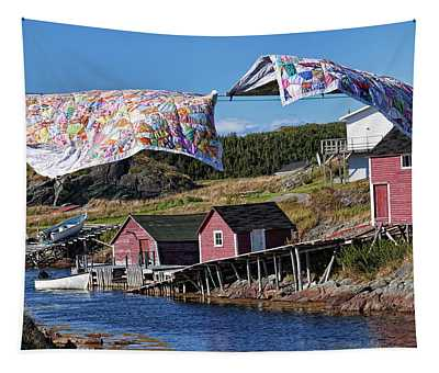 Newfoundland Quilts Tapestry