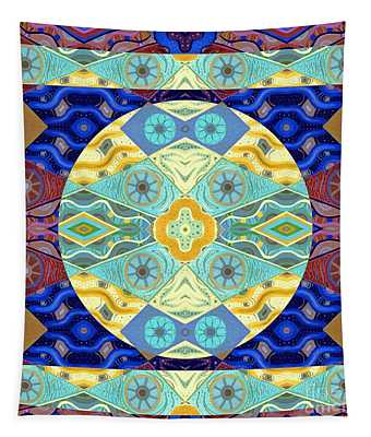 Night And Day - T J O D 53 Variation Tapestry