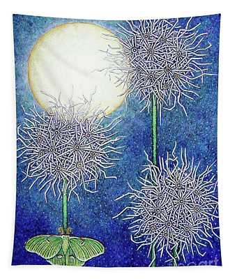 Night Garden 2 Tapestry