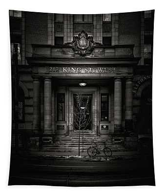 No 212 King Street West Toronto Canada Tapestry