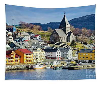Nordlandet Church,  Kristiansund , Norway Tapestry