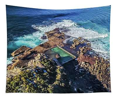 North Curl Curl Headland Tapestry