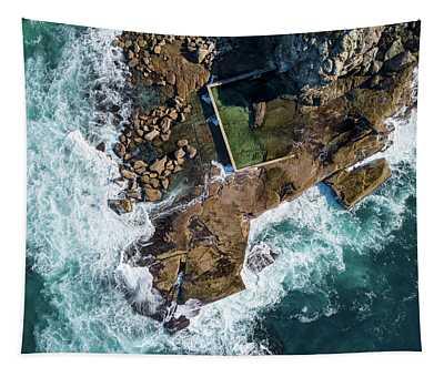 North Curl Curl Pool Tapestry