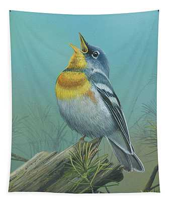Northern Parula  Tapestry