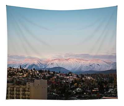 Northshore Winterscape Tapestry