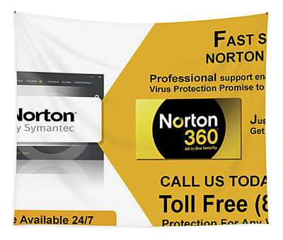 Norton 360 Phone Support Tapestry
