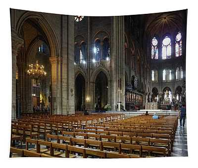 Notre-dame Tapestry