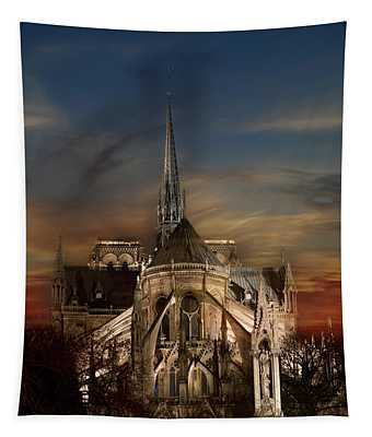Notre Dame Paris Tapestry