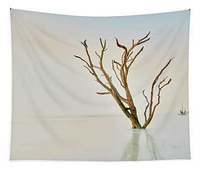 Oak In The Ocean Tapestry