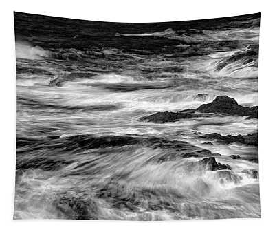 Ocean Churning II Tapestry