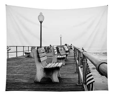 Ocean Grove Pier 2 Tapestry