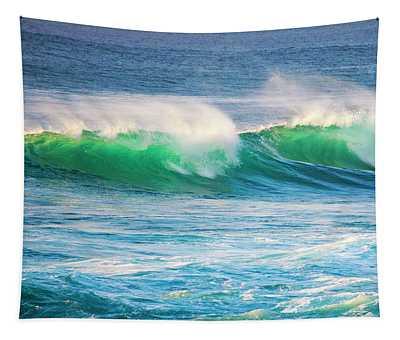 Ocean Mist Tapestry
