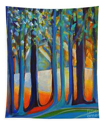 October Sunshine Tapestry