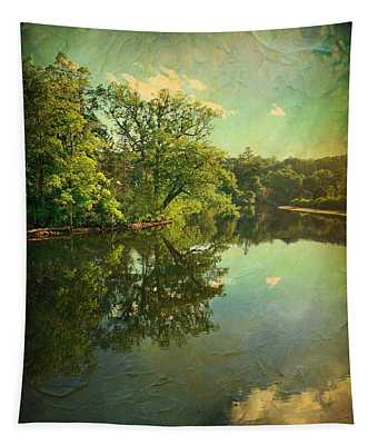 Odell Park View  Tapestry