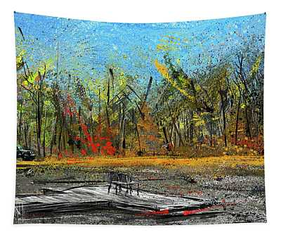 Off- Road Leisure Tapestry
