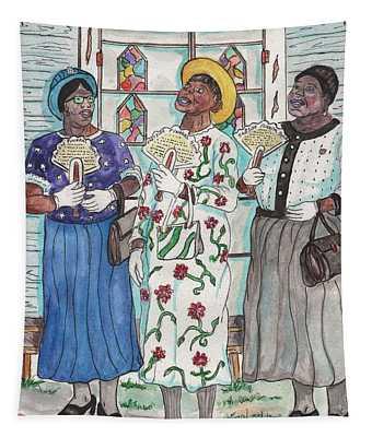 Oh, Sweet Jesus Tapestry