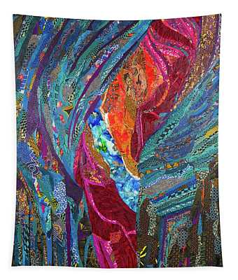 Oju Olurun I Eye Of God I Tapestry