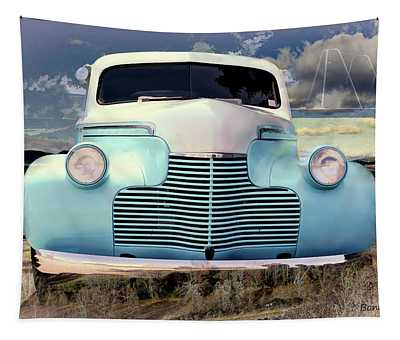 Old Chevrolet Tapestry