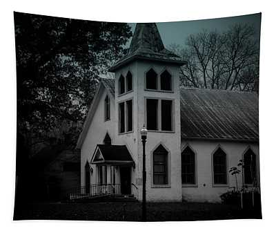 Old Church - Bw - Dark Tapestry