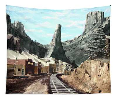 Old Creede Tapestry