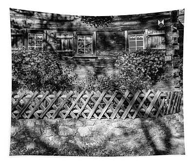 Old Farmhouse Tapestry