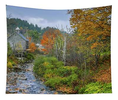 Old Mill New England Tapestry