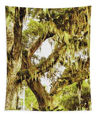 Old Mossy Oaks Tapestry