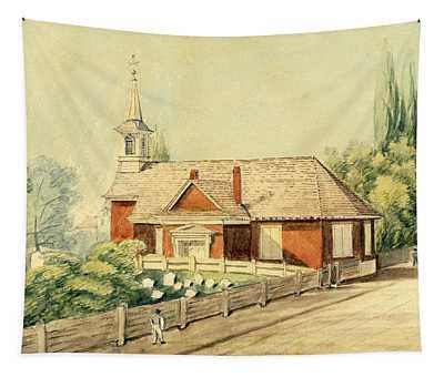 Old Swedes' Church, Southwark, Philadelphia Tapestry