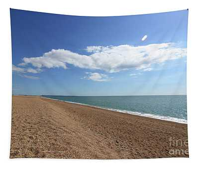 On Chesil Beach Tapestry