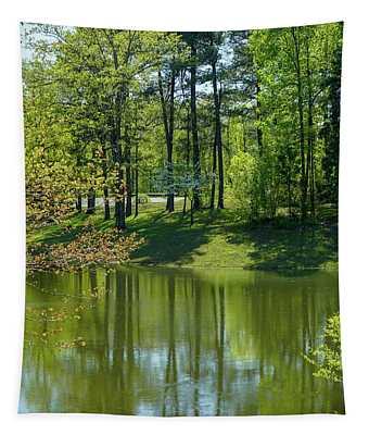 On Golden Pond Tapestry