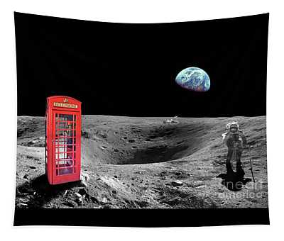 On Moon Tapestry