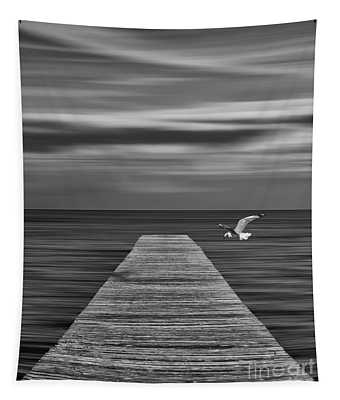 On The Dock Of The Bay. Tapestry