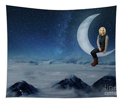 On Top Of The World Tapestry