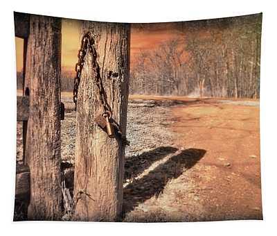 Open Locked Tapestry