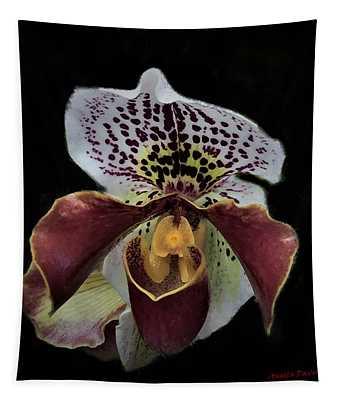 Orchid Show Beauty Tapestry