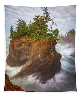 Oregon Views Tapestry