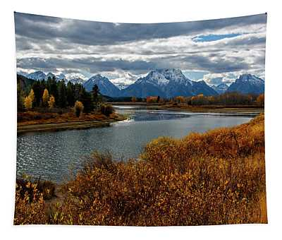 Oxbow Bend Tapestry