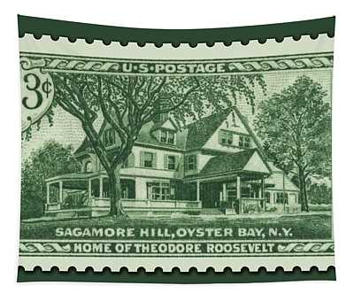 Oyster Bay Tapestry