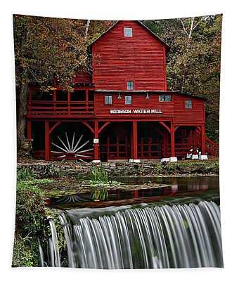 Ozarks Mill Tapestry