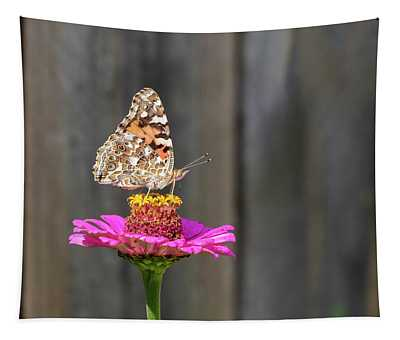 Painted Lady 2018-2 Tapestry