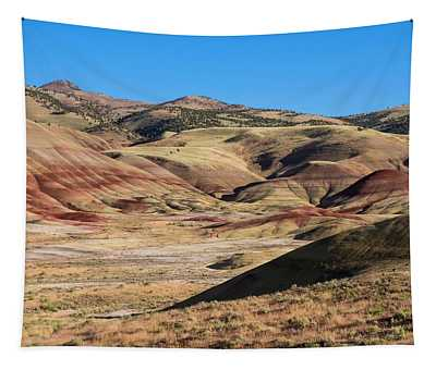 Painted Valley  Tapestry