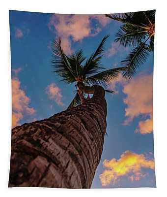 Palm Upward Tapestry